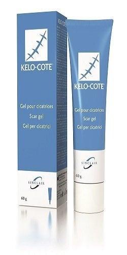 Kelo-cote Advanced Formula Scar Gel 60g -